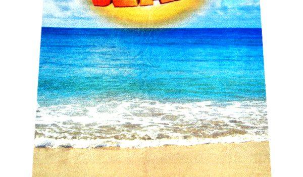 strandlaken met foto
